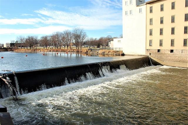 Dam- Minnesota, Northfield, Ames Mill Dam