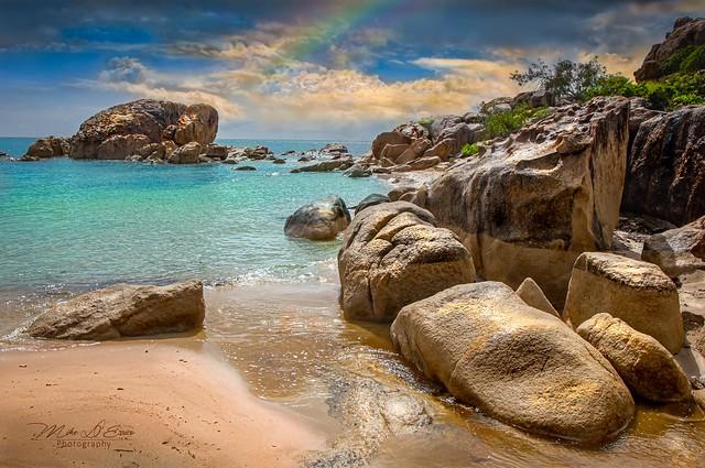 Horseshoe Bay, Bowen, Queensland, Australia