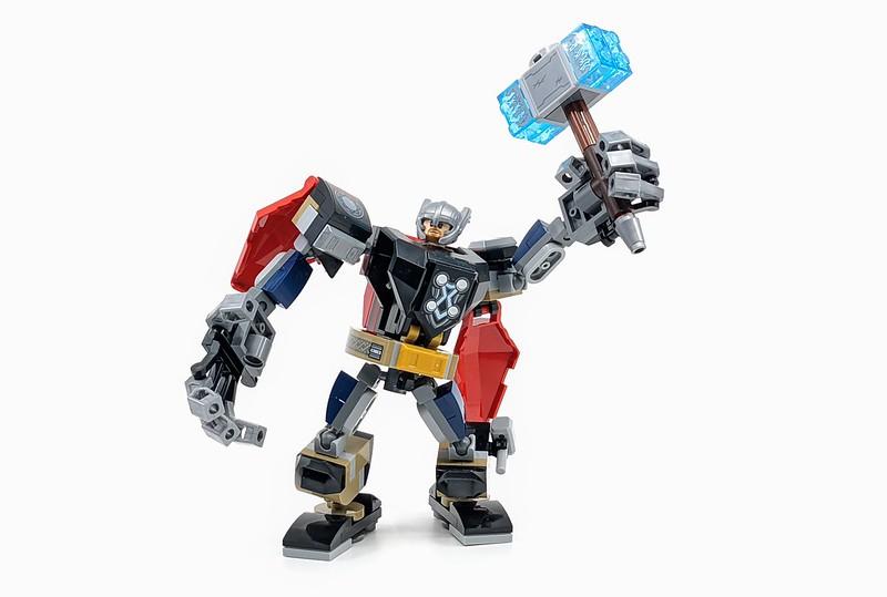 76169: Thor Mech Armour Set Review