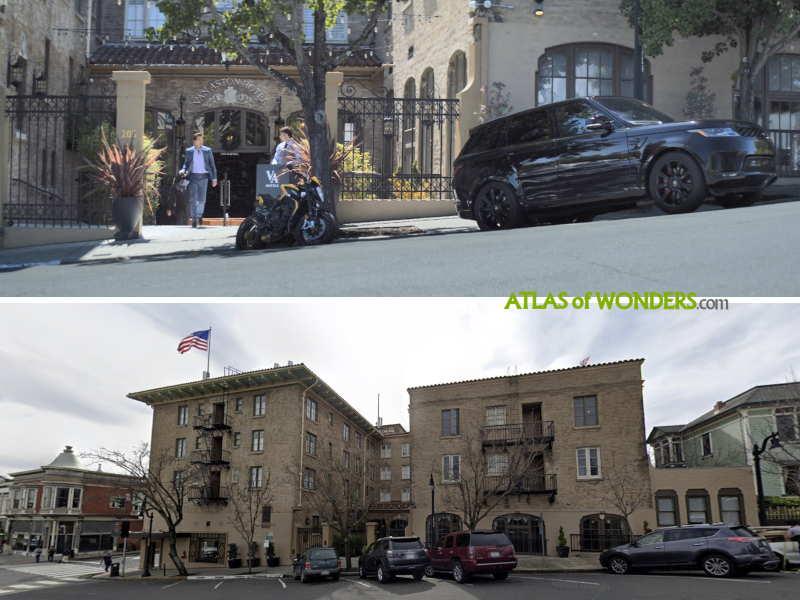 Van Aston Hotel