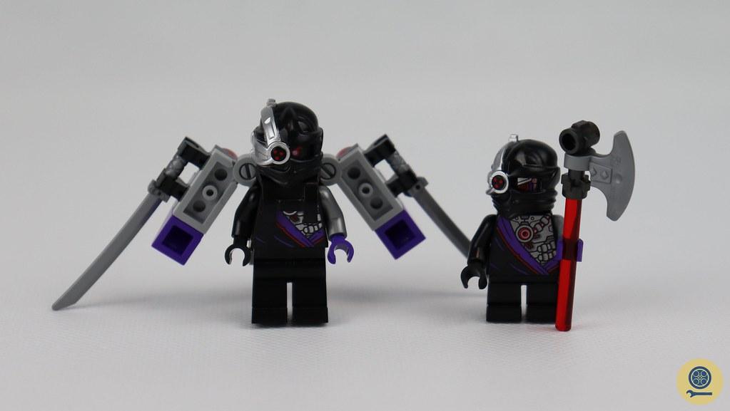 71737 X-1 Ninja Charger 3
