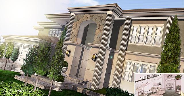 #123 Holiday mansion