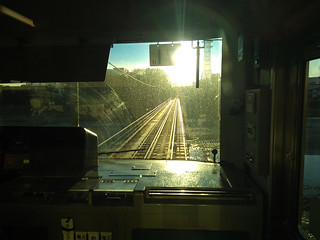 Hachiko Line, approaching Hachioji (2020-12-15) | by railsquid