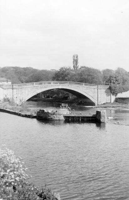 Lucan Bridge, a welcome sight!