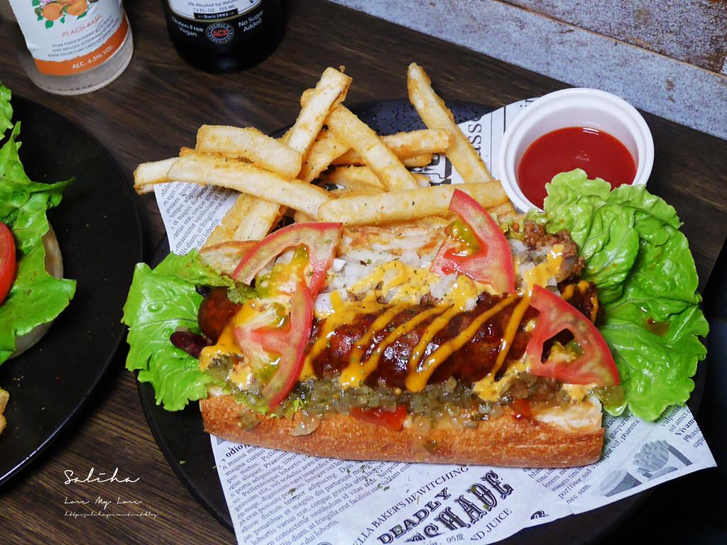 台北忠孝敦化站餐廳推薦ABV美式餐酒館不限時可久坐聚餐