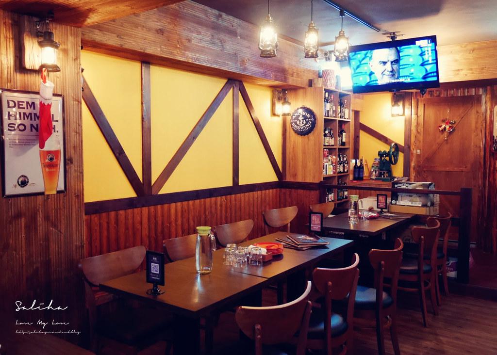 台北忠孝敦化站美食ABV Bar Kitchen美式餐酒館美式烤肉漢堡 牛排鄉村菜 (5)