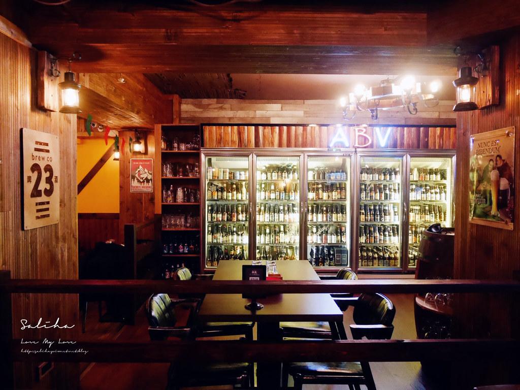 台北忠孝敦化站美食ABV Bar Kitchen美式餐酒館美式烤肉漢堡 牛排鄉村菜 (4)