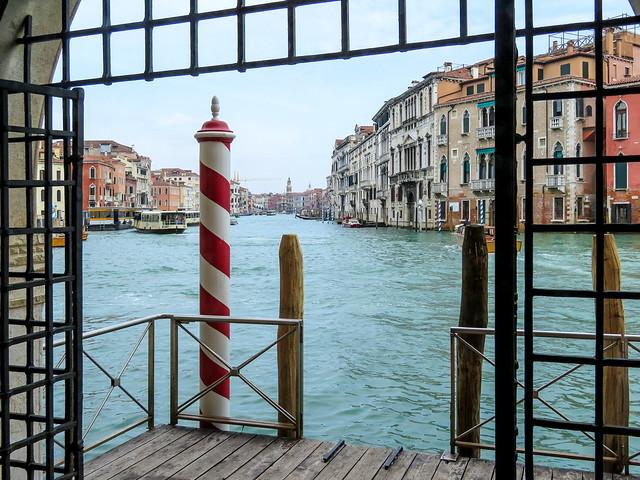 View from the Ca' Foscari University, Venice
