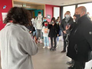 Journée de la laïcité 2020 au collège Jean Rostand de Neuville (86)