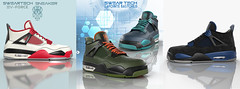 L&B@MAN CAVE : EV-Force Sneakers!