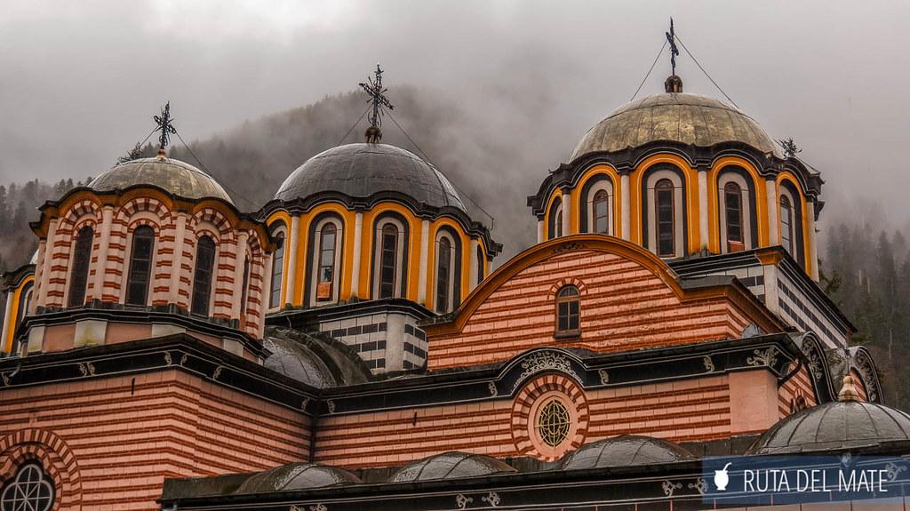 Visitar el monasterio de Rila