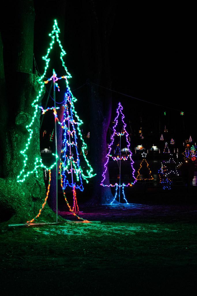 Lasalette Shrine Holiday Lights-8