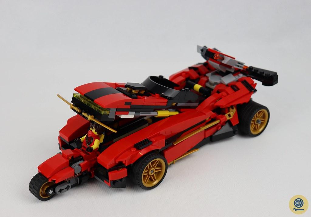 71737 X-1 Ninja Charger 8