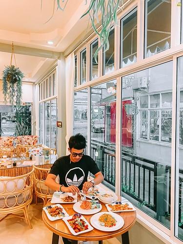 Duo Cafe คาเฟ่เขาหลัก พังงา
