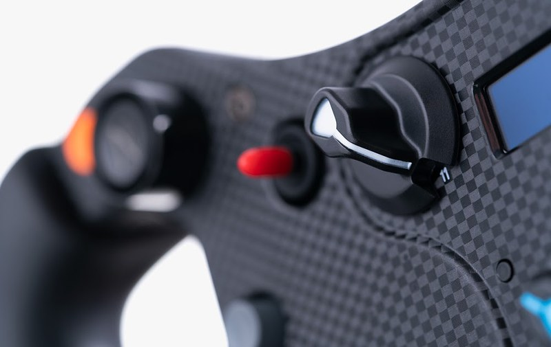 Codificador rotatorio Fanatec McLaren GT3 V2
