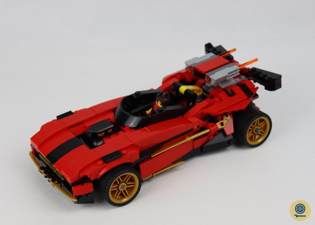 71737 X-1 Ninja Charger 6