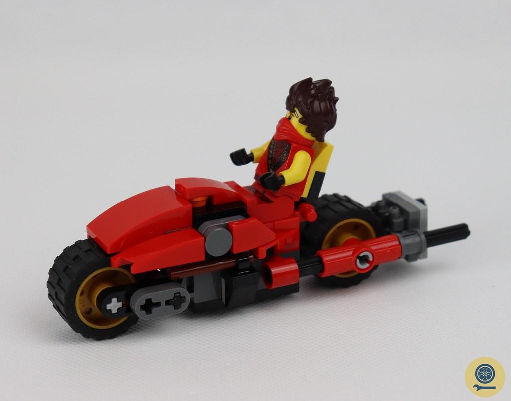71737 X-1 Ninja Charger 5