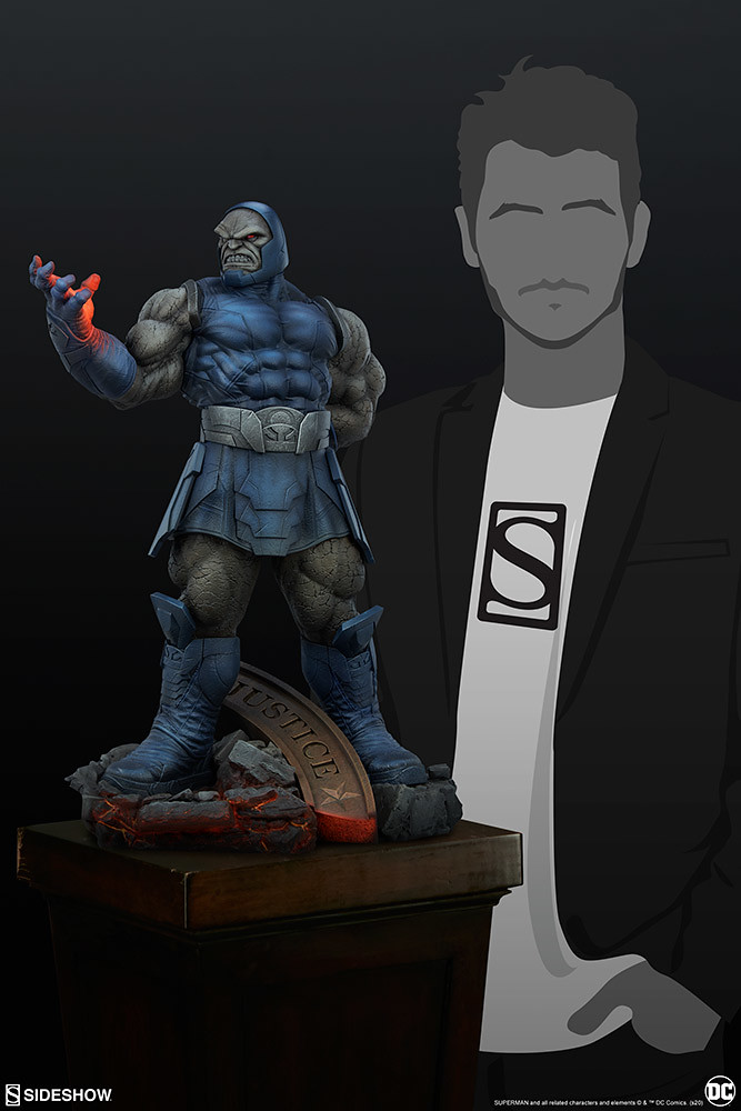 Sideshow Collectibles DC Comics【達克賽德】全身雕像 威風凜凜的暴君現身!