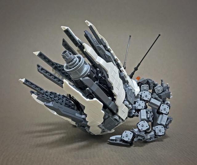 LEGO Mech Hermit crab Mk2-08