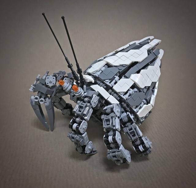 LEGO Mech Hermit crab Mk2-17