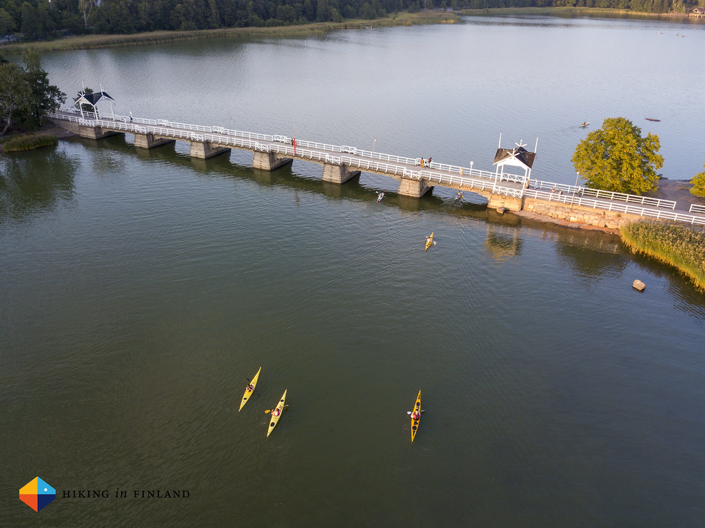 Seurasaari Bridge