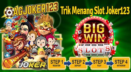 Tips Cara Bermain Slot Joker123