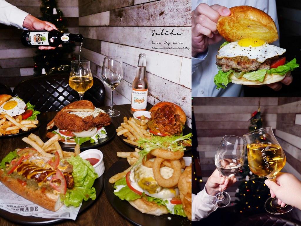 台北東區ABV美式餐酒館忠孝敦化站不限時餐廳推薦好吃大份量美式料理漢堡久坐聚餐 (5)