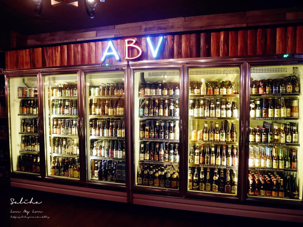 台北忠孝敦化站美食ABV Bar Kitchen美式餐酒館美式烤肉漢堡 牛排鄉村菜 (6)