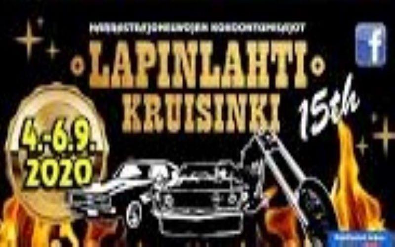 Lapinlahti Kruisinki mopoikään 4.-6.9.2020