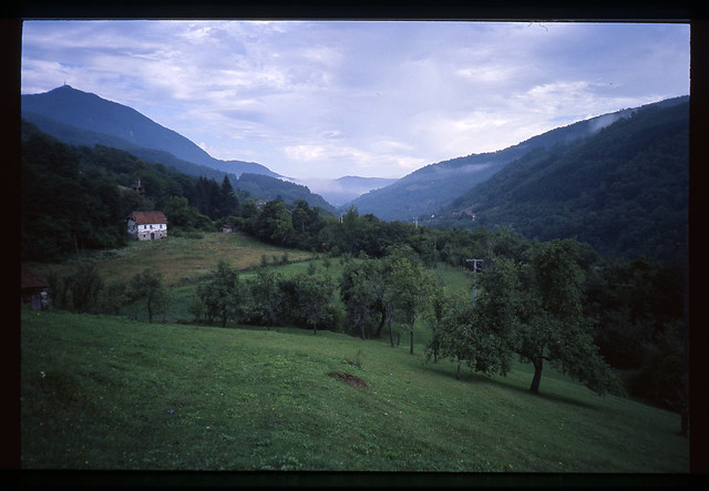 Somewhere in the valley of Drina
