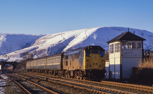 31439 At Edale. 03/01/1986.
