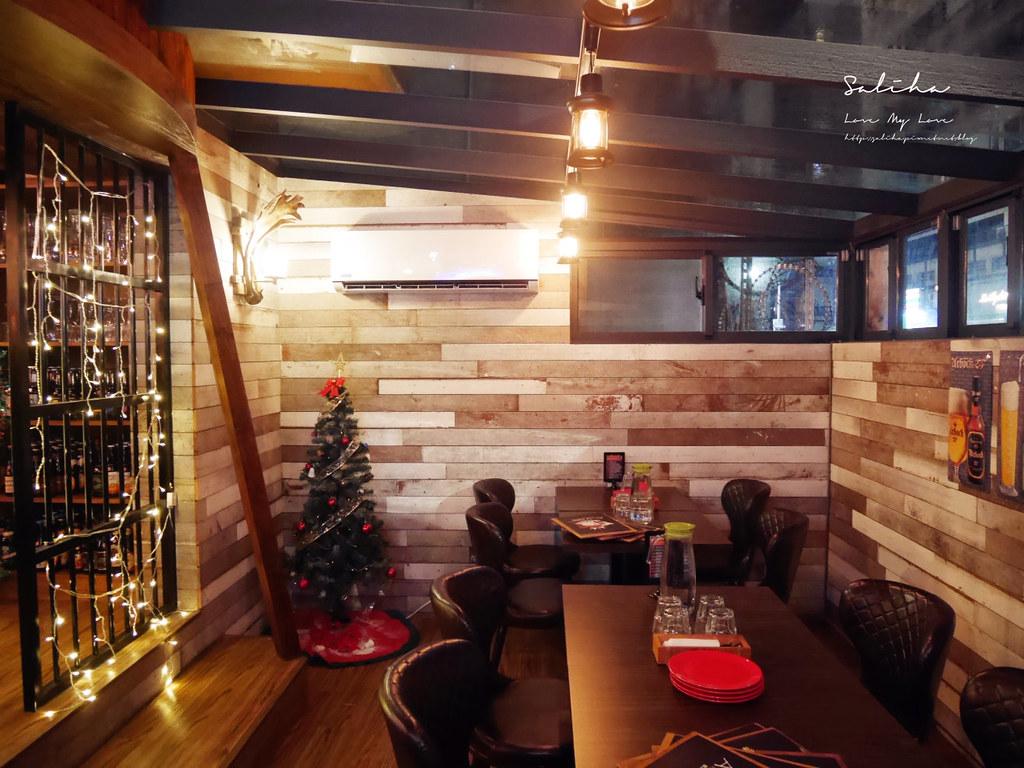 台北忠孝敦化站美食ABV Bar Kitchen美式餐酒館美式烤肉漢堡 牛排鄉村菜 (2)