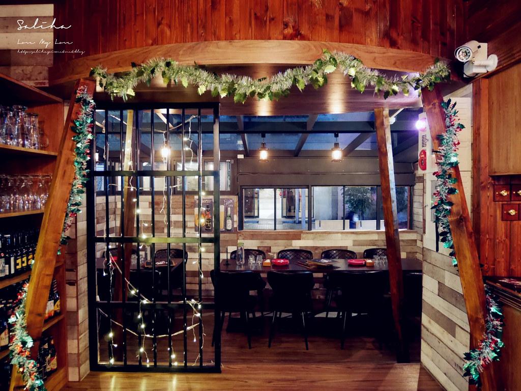 台北忠孝敦化站美食ABV Bar Kitchen美式餐酒館美式烤肉漢堡 牛排鄉村菜 (1)