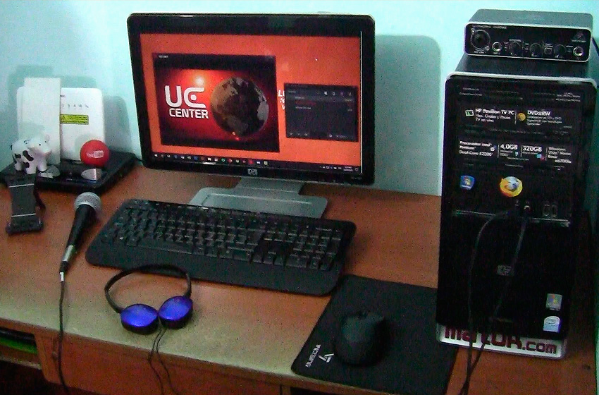 Shure PG58 PC