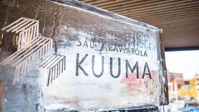 Sauna Tampereella