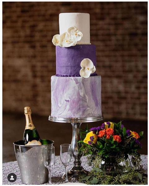 Cake by Britney Mckee Utley of AR Gigi's Cupcakes