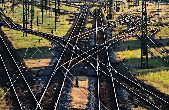 Rail Junctions