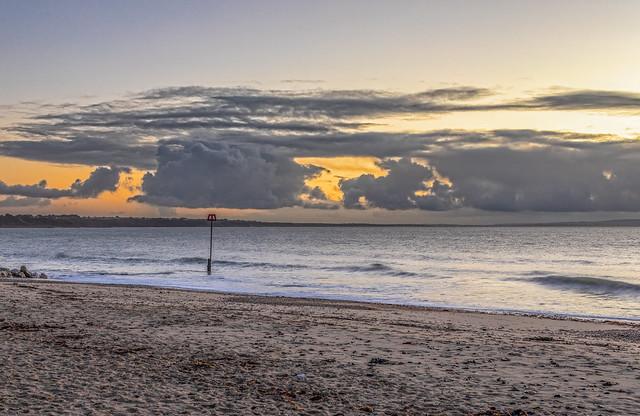 Avon Beach Clouds