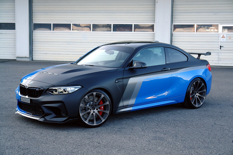 BMW M2 CS - dÄHLer Competition Line - 20'' FORGED wheels