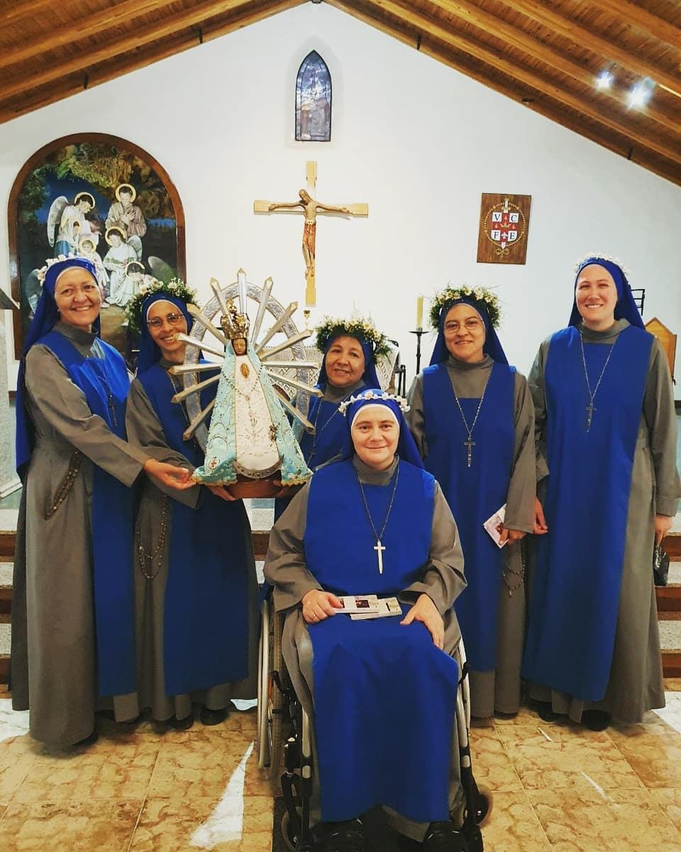 25° Aniversario de Profesión Religiosa en Argentina