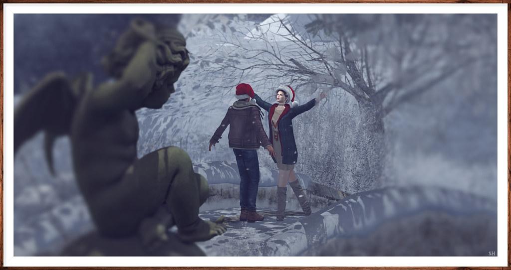 Hey you there. Come here for a BIG, WARM and NICE Christmas hug!