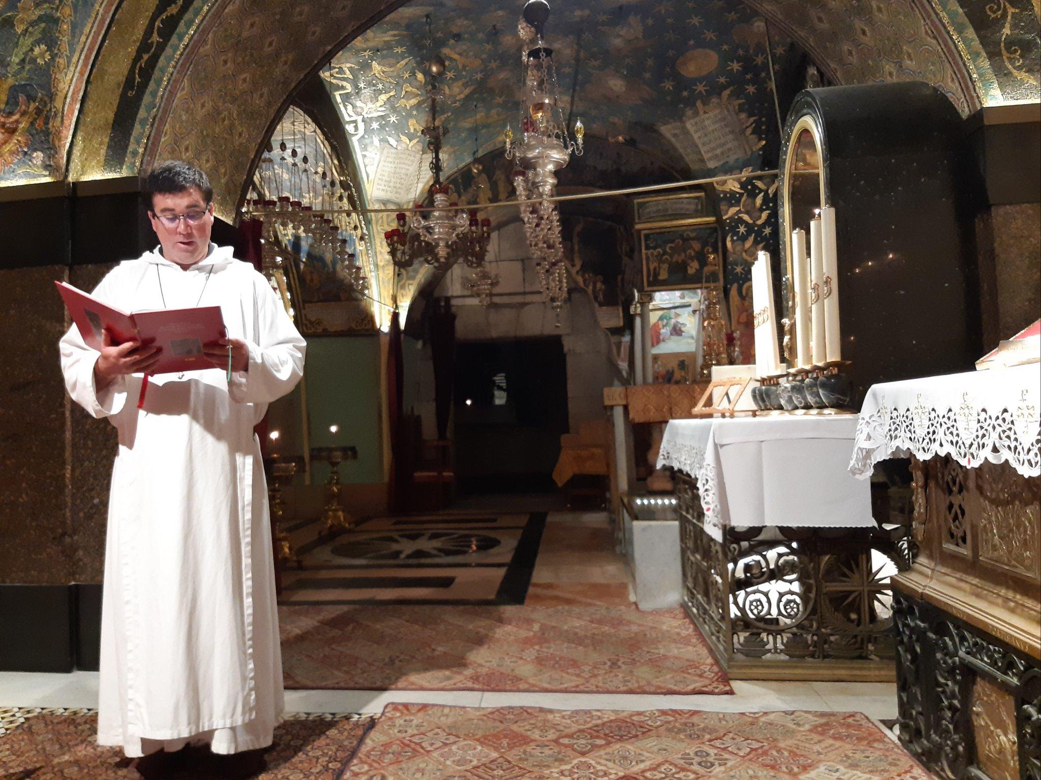 Breves del Monasterio de Séforis