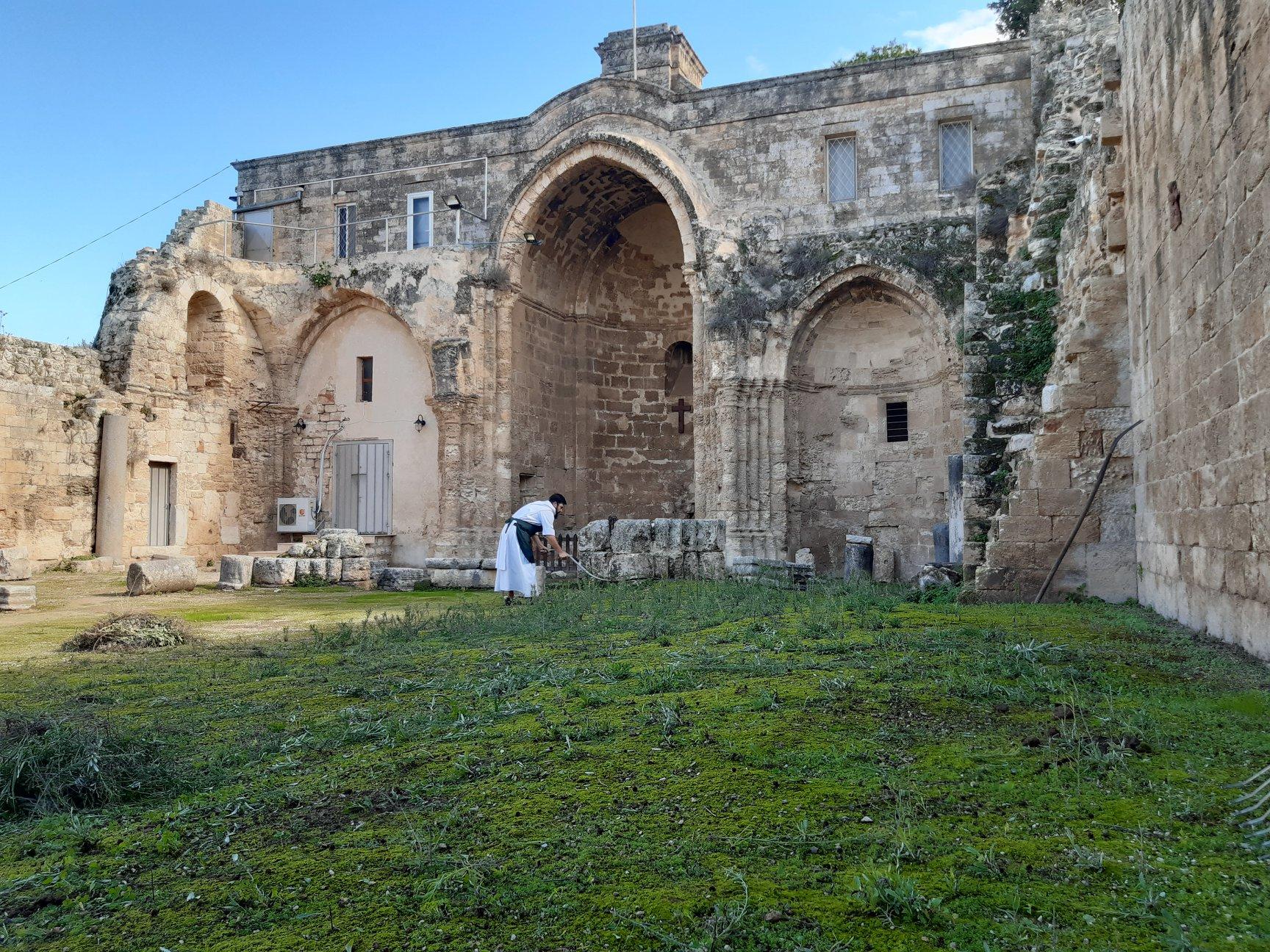 Reflexión sobre el sentido cristiano del trabajo desde el Monasterio de Séforis