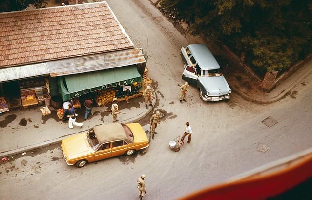 Street scene Istanbul 1980