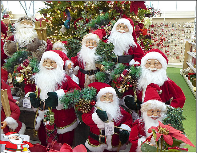 Select-A-Santa ..