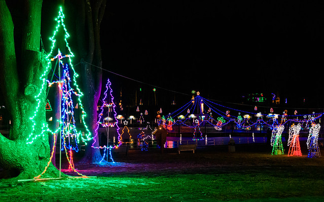 Lasalette Shrine Holiday Lights-9