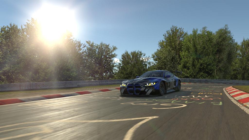 iRacing BMW M4 GT3 2