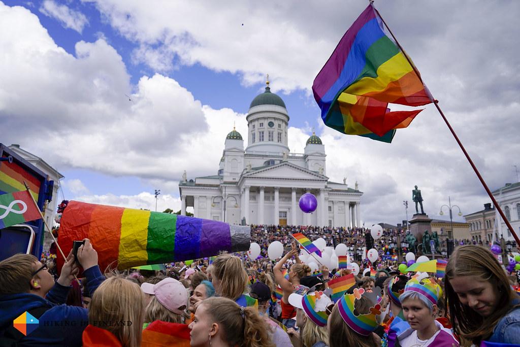 Helsinki Pride Parade
