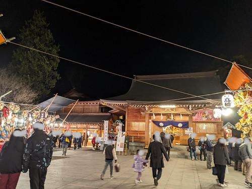 202012 和楽備神社おかめ市