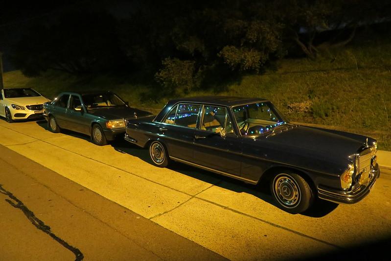 December Night Drive